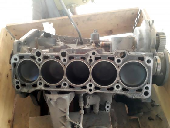 2.5l 20V Turbo nach Lehmann Bauart und rund 100'000 km
