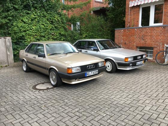 Audi 80 SC und GTE,  🥰🥰🥰 Traumduo
