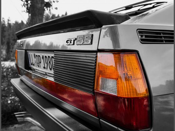 Audi Coupé 5s
