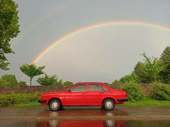Over the Rainbow.🌈