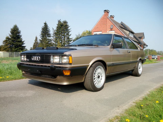 Audi 80 Coupe 5S