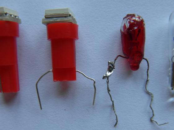 Schalterbeleuchtung - Lampen