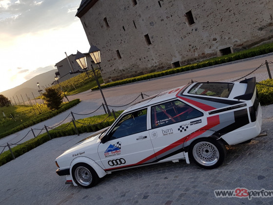 AUDI Coupe Gruppe 2