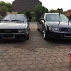 Alltags und Schönwetter Audi