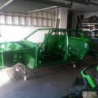 Audi 80 quattro im KTL-Kleid