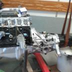 KV Motor und US Getriebe